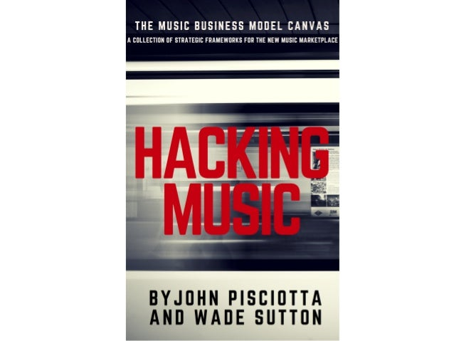"Upcoming webinar series includes break off bite size discussions from the upcoming book ""Hacking Music."" Hacking Music The..."