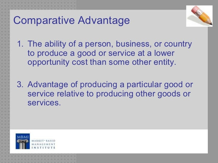 the relativity of comparative advantage of If we are all made in god's image, why are we all so different god intentionally made human beings diverse because he designed us to work together in relationship.