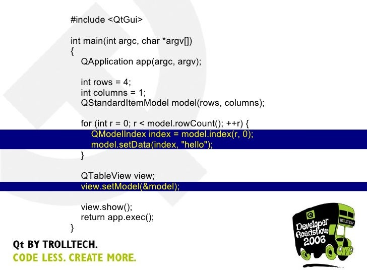 Practical Model View Programming (Roadshow Version)