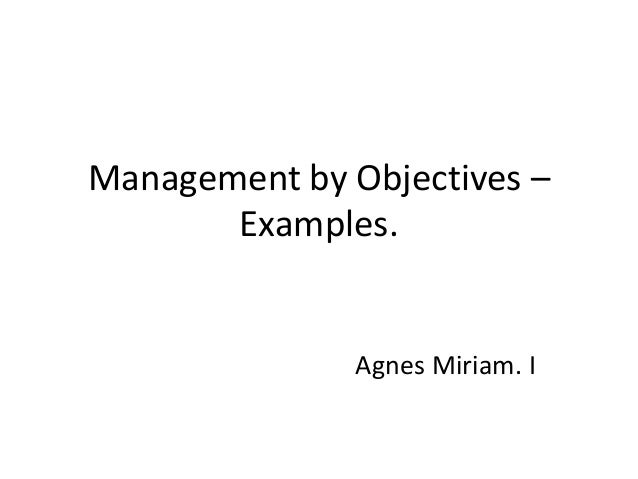 Essay on Management by Objectives (MBO) | Motivational Technique