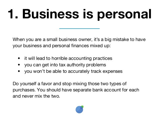 the 6 worst accounting mistakes small businesses make how to avoid