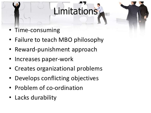• Problems related to goal setting • Trained managers are not available • Pressure oriented • Lack of appreciation • Infle...