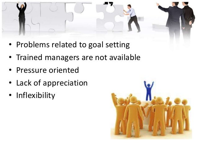 How to make MBO effective? • Support from all. • Acceptance of MBO programme by managers • Training of managers • Purpose ...