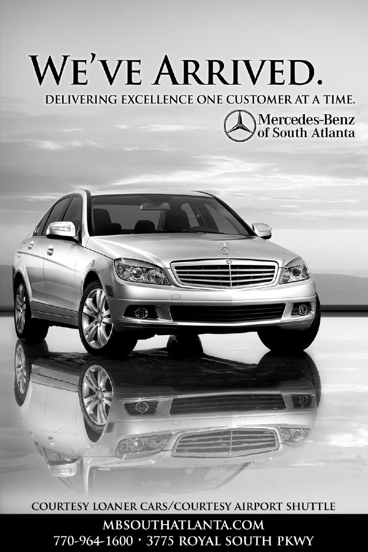Mercedes South Atlanta >> Mercedes Benz Of South Atlanta