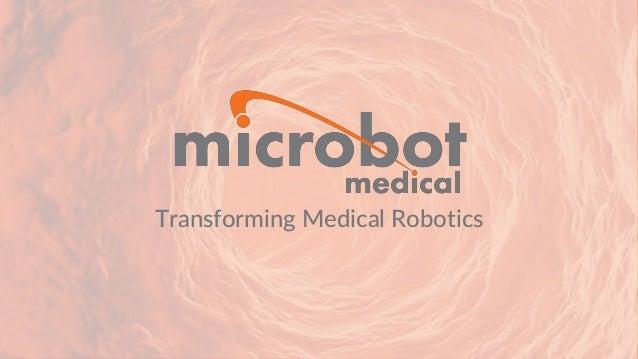 Transforming Medical Robotics