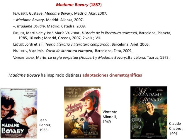 m bovary