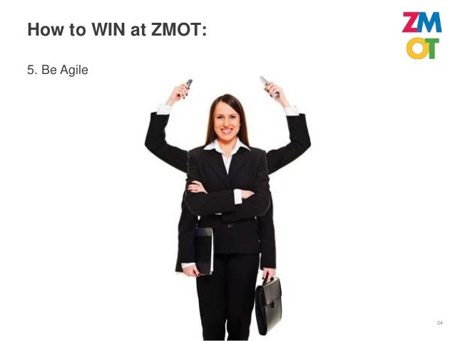 How to WIN at ZMOT:6. Don't Forget Video                        25