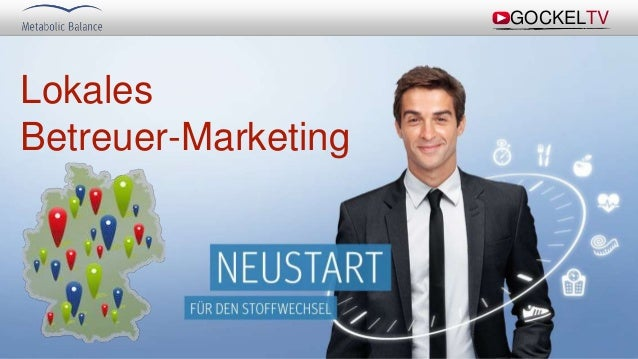 GOCKELTV Lokales Betreuer-Marketing