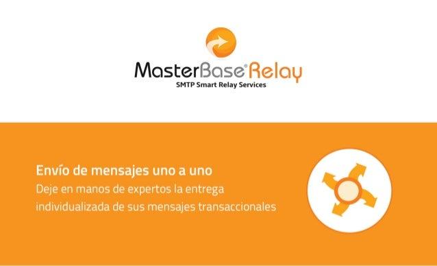 MasterBase® RELAY