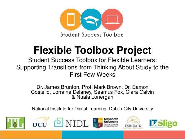 Dr. James Brunton, Prof. Mark Brown, Dr. Eamon Costello, Lorraine Delaney, Seamus Fox, Ciara Galvin & Nuala Lonergan Natio...
