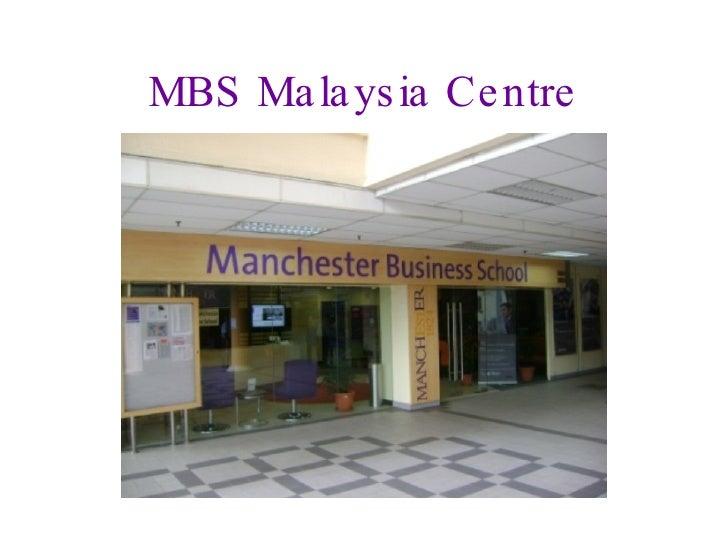 MBS Malaysia Centre