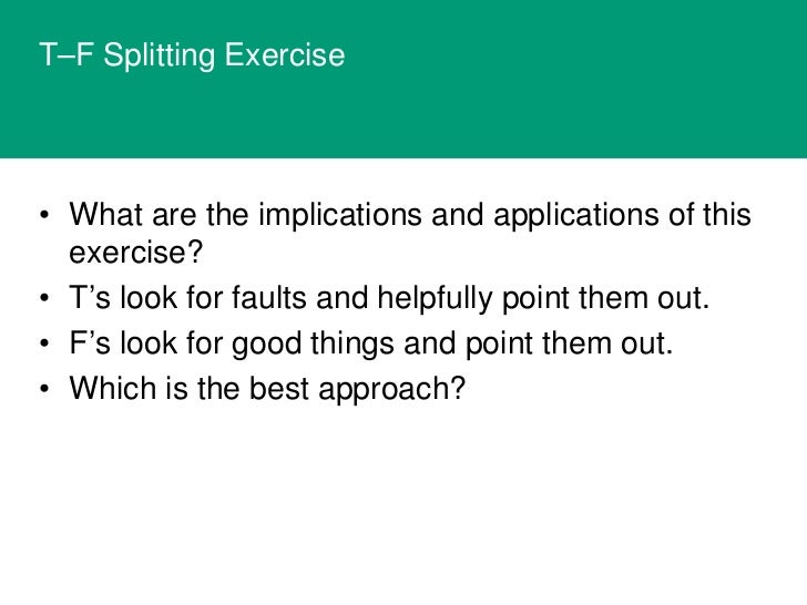 J–P Splitting Exercise 2     • Assuming that you are all friends, plan a social   picnic for your group