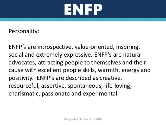 Enfp lawyer