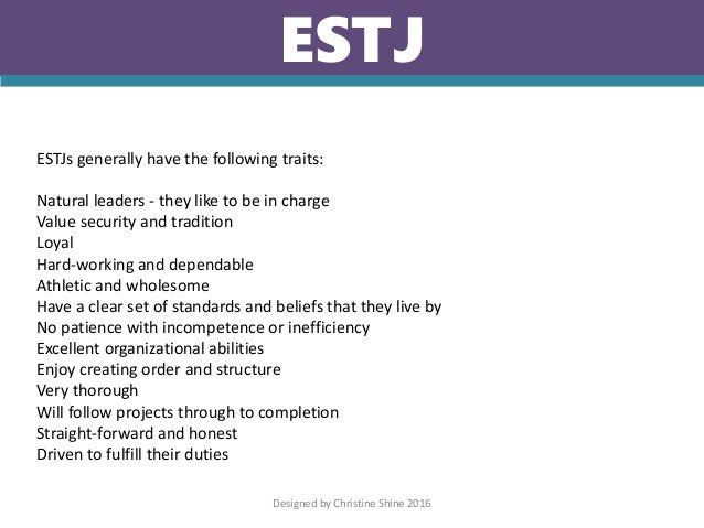 What Your Myers- Briggs Personality Type Means ... - Forbes