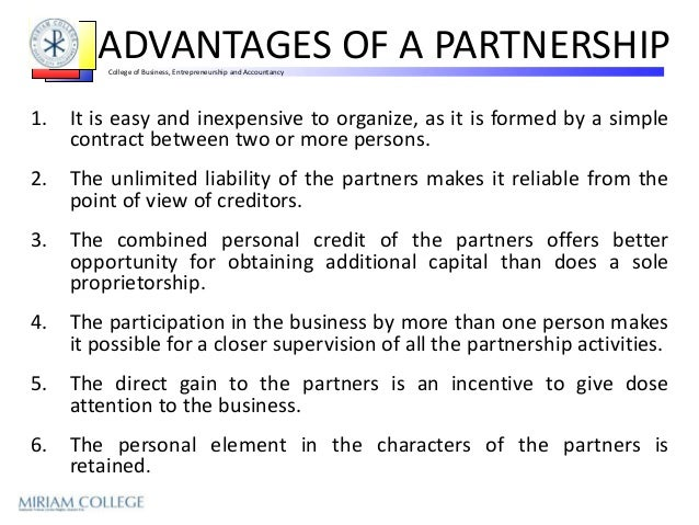 Ac102 Ppt3 - Partnership (Ppt From Sir Leandro Fua)