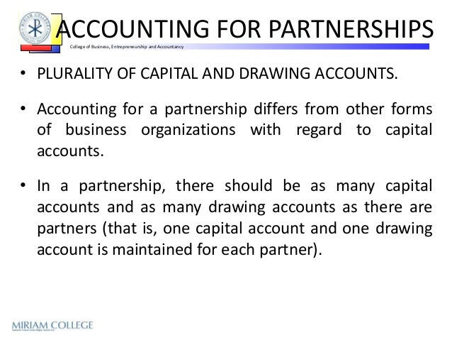 AC102 PPT4 - Accounting for Partnership (PPT from Sir Leandro Fua)