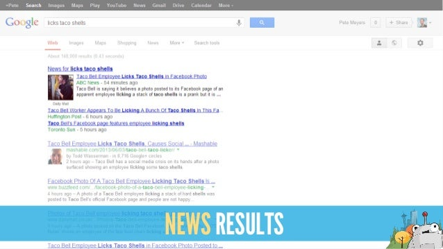 NEWS RESULTS
