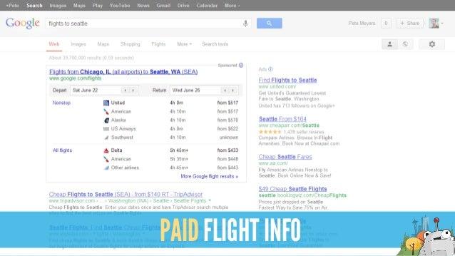 PAID FLIGHT INFO