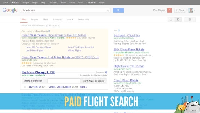 PAID FLIGHT SEARCH