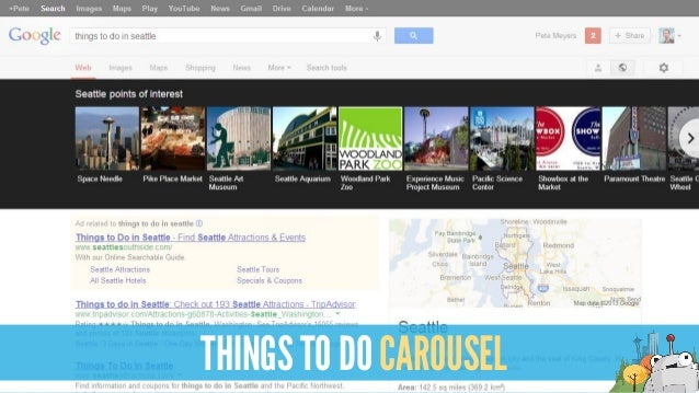 THINGS TO DO CAROUSEL