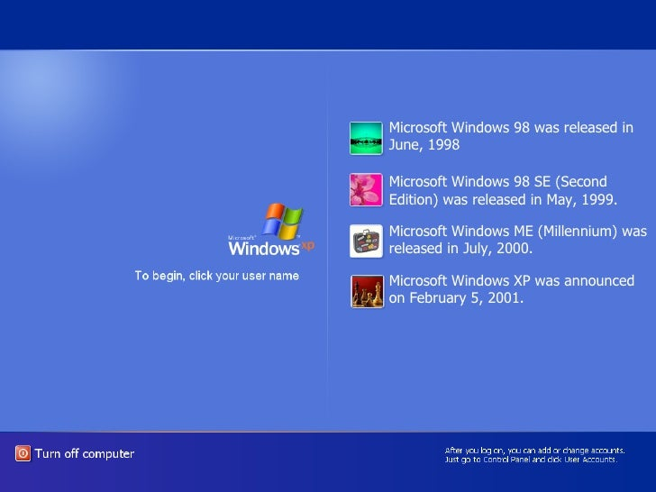 windows 98 second edition release date
