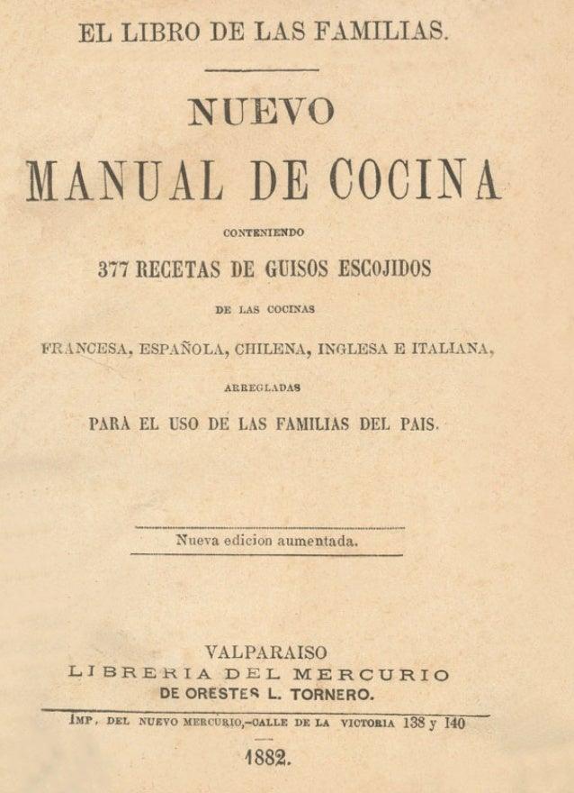 Nuevo manual de cocina for Manual de tecnicas de cocina