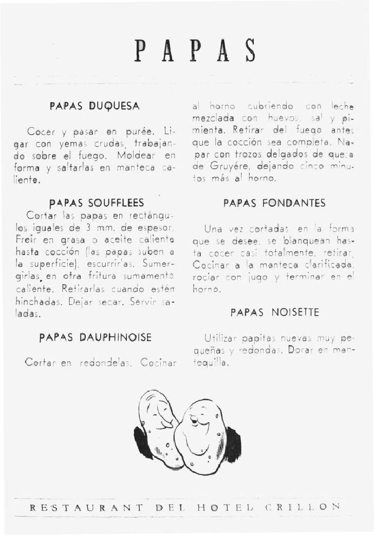 Famosas recetas for Ensaladas francesas famosas