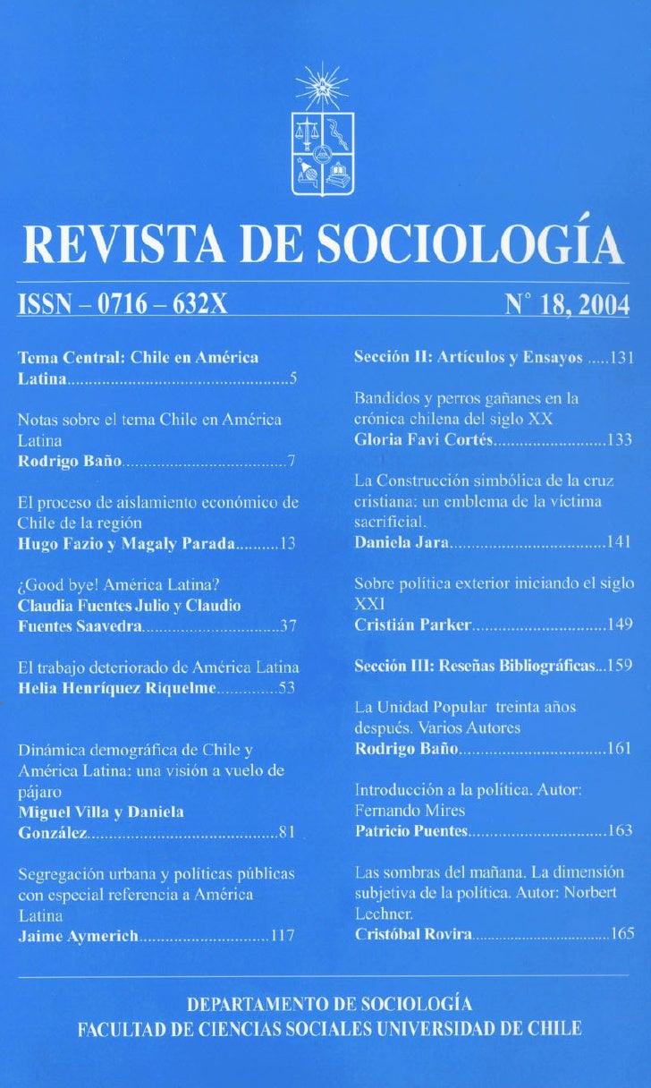 REVISTA                                                                  IOLOG~A ISSN - 0716 - 632X                       ...