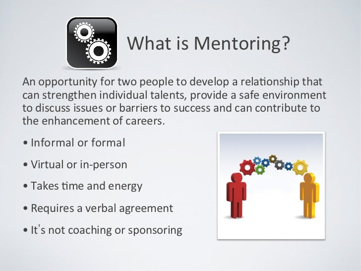 Mc2012 t dumas mentoring Slide 2