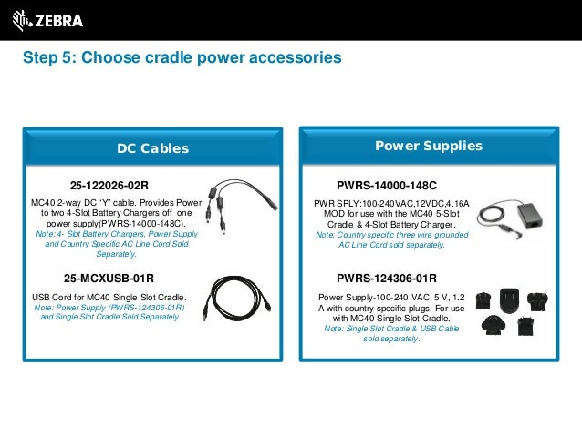 """PWRS-14000-148C MC40 2-way DC """"Y"""" cable. Provides Power to two 4-Slot Battery Chargers off one power supply(PWRS-14000-148..."""