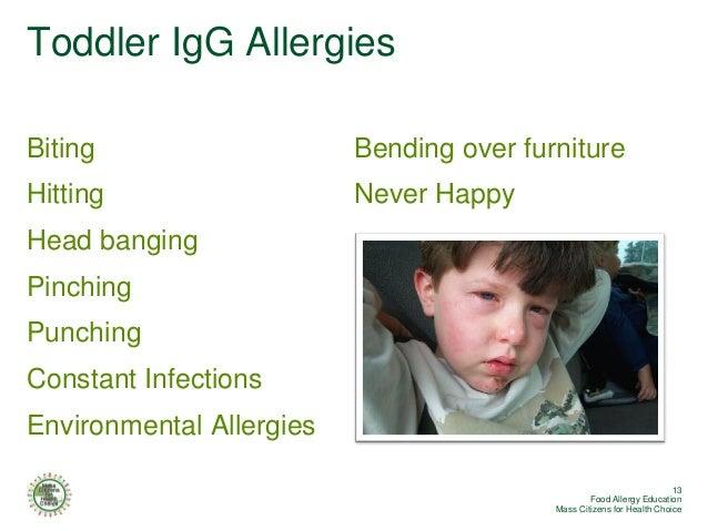 Allergy ring anus newborn