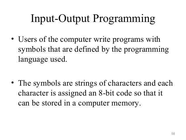 Basic Computer Programming And Micro Programmed Control