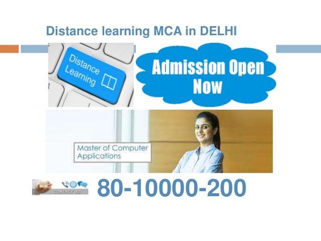 $$ %%( 80 10000 200) %%$$ Distance learning mca in Noida Slide 2