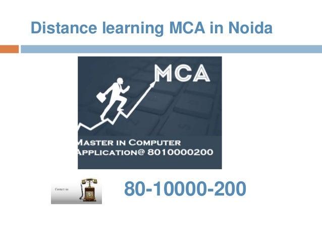 $$ %%( 80 10000 200) %%$$ Distance learning mca in Noida Slide 3