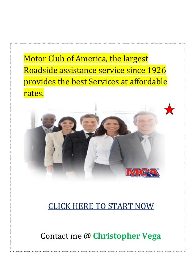 Mca roadside service and how to earn money with mca for American traveler motor club