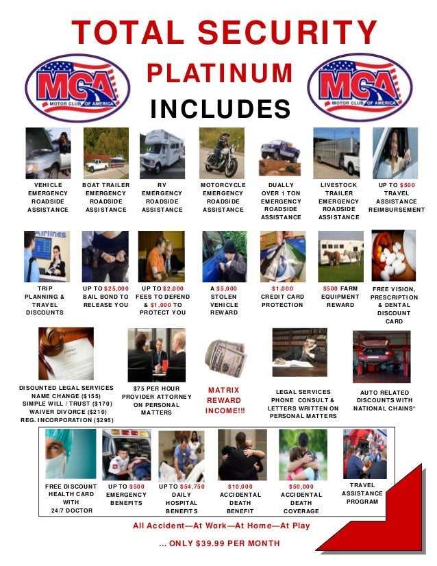 What is mca is this company a scam read my full review for American traveler motor club