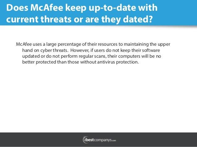 McAfee Review, Antivirus Software