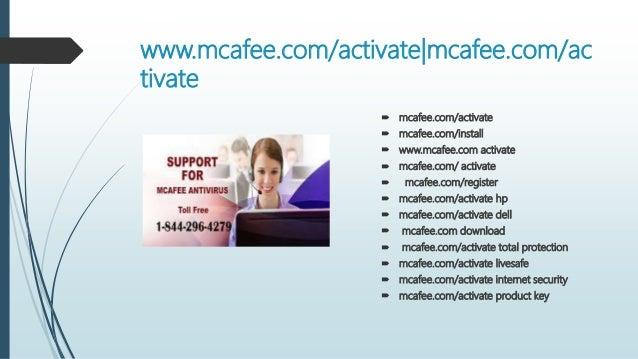 Mcafee com/ activate | mcafee com/register