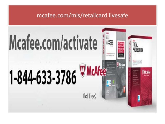McAfee Retail Card ||1844 633 3786|| www mcafee com/activate