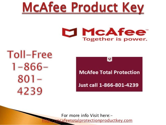 McAfee Protection Product Key
