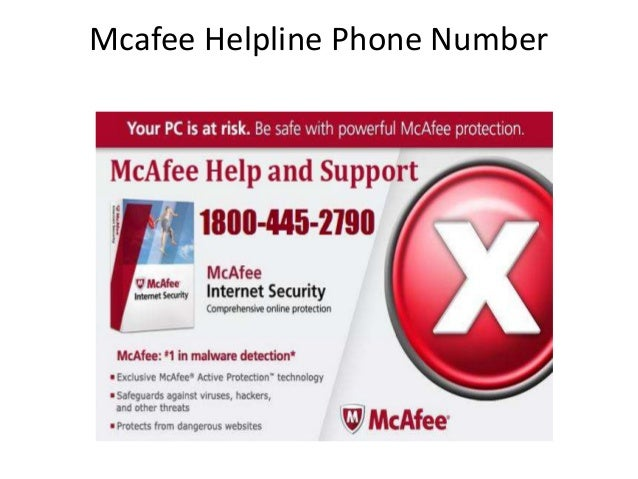 1800 445 2790 Mcafee Support Contact Number