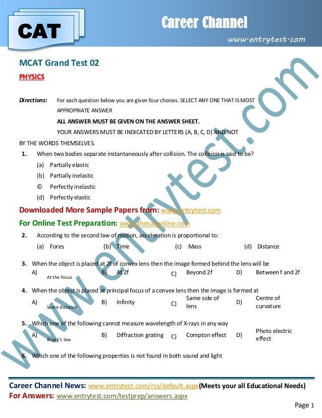 Mcat full length practice tests | next step test prep.