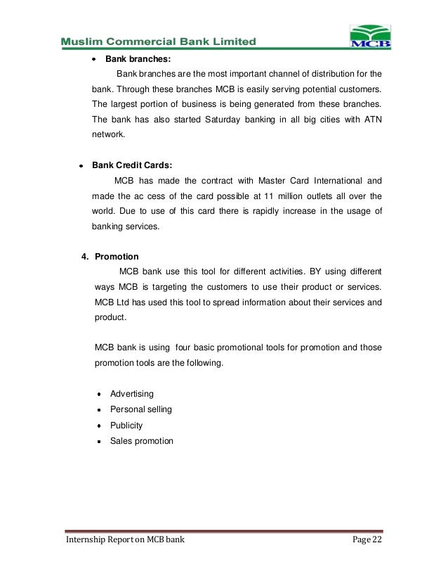 ali internship reports on mcb bank Internship report ningpdf free download here internship report on mcb bank limited cqp3ot8fcgw.