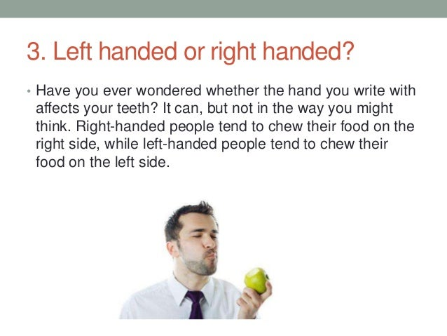12 Surprising Facts About Left-Handed People