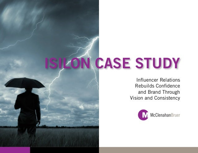 ISILON CASE STUDY             Influencer Relations            Rebuilds Confidence              and Brand Through          ...