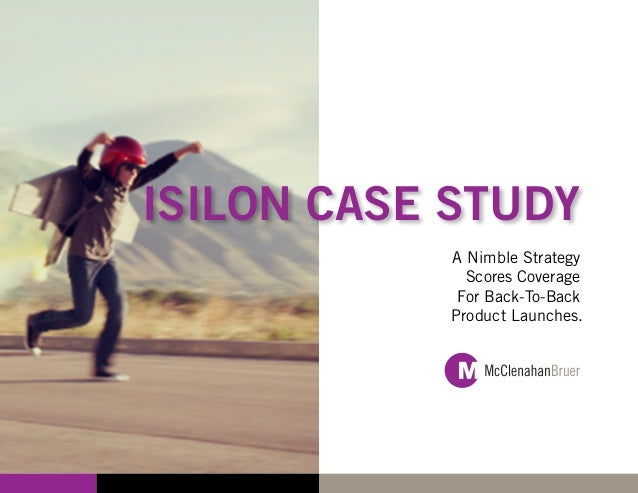 ISILON CASE STUDY            A Nimble Strategy              Scores Coverage             For Back-To-Back            Produc...