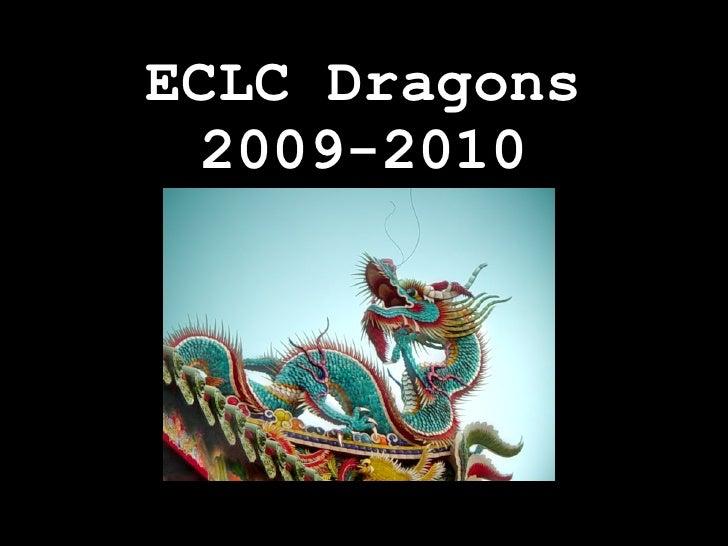 ECLC Dragons 2009-2010