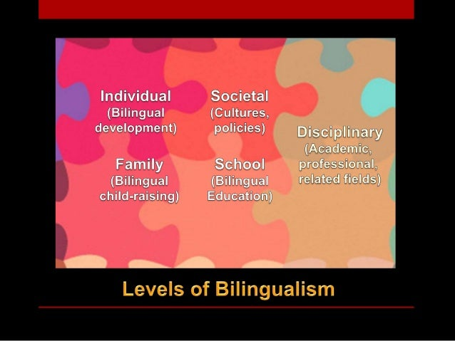 Bilingual childhood essay