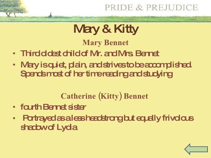pride and prejudice mrs bennet character analysis