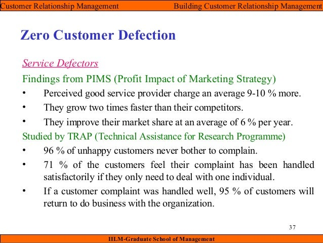 14 Types of Customer Defection
